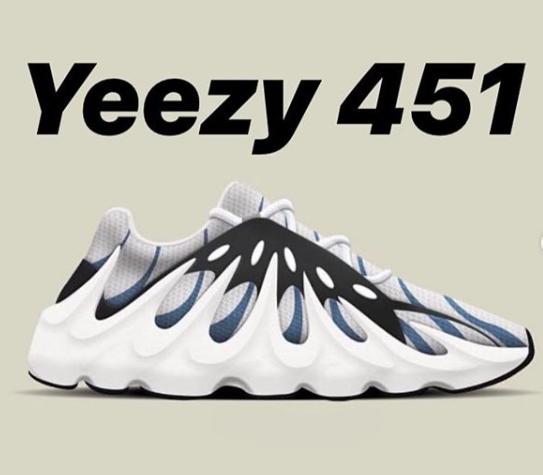More Details Exposure of Yeezy 451