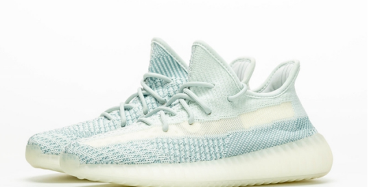 """Review: New Yeezy 350 V2 """"Cloud White"""""""