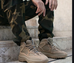 Yeezy Desert Boot Rock Replica