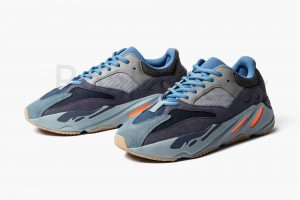 real Yeezy 700 Carbon Blue (2)