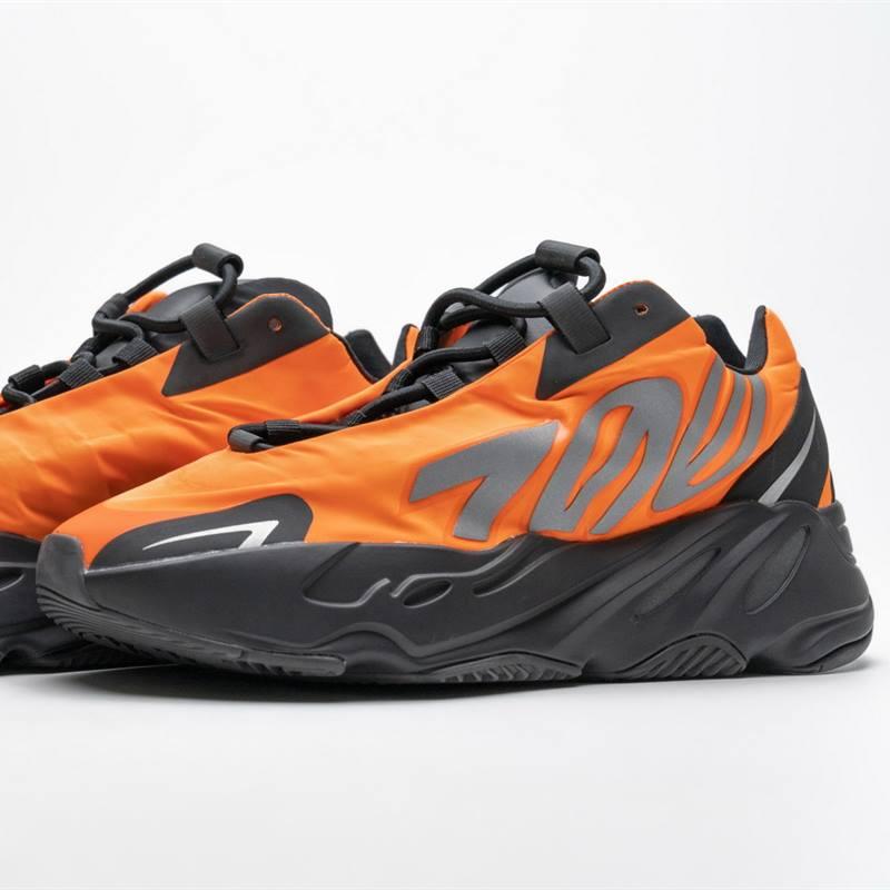 original Yeezy 700 mnvn orange