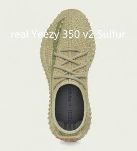 real Yeezy Sulfur