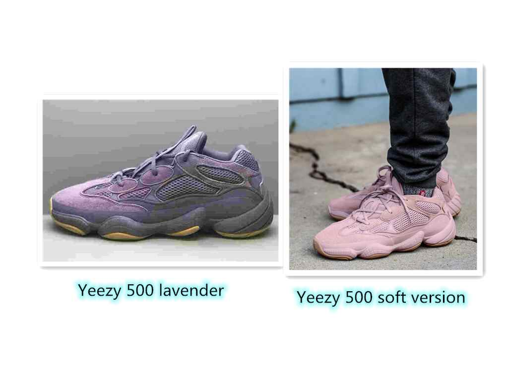 yeezy 500 soft vision lavender
